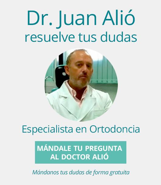 Mándale tus dudas al Dr. Juan Alió