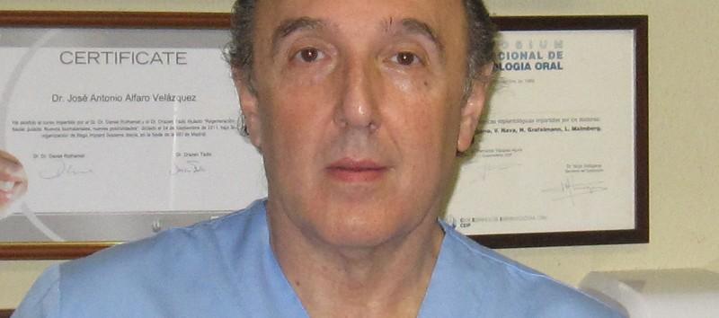 Dr Jose Antonio Alfaro