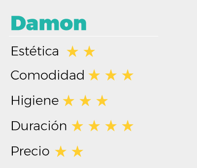 DAMON ortodoncia en madrid