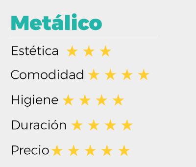 METALICO ortodoncia en madrid